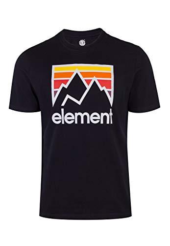 Link T-Shirt - Flint Black Größe: L Farbe: Flint Black