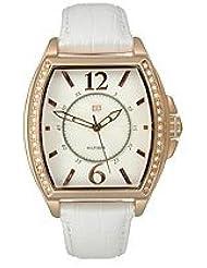Tommy Hilfiger Damen-Armbanduhr Analog Quarz Leder 1780923