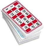 JeuJura - 8989 - 96 cartes carton de loto
