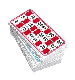 JeuJura 8989 96 Carte da tombola [Importato dalla Francia]
