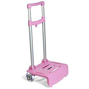 Carro Luminoso Rosa para Mochilas Busquets