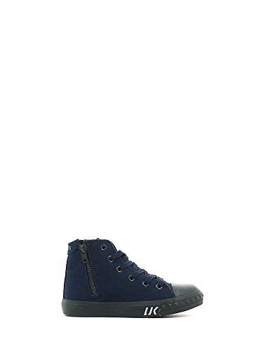 Lenhador Jovem Phillie Azul Alta Sneaker