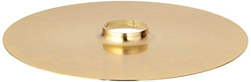 Plumen Drop 1307051601 Schirm Hat Modell A Metall messing gebürstet