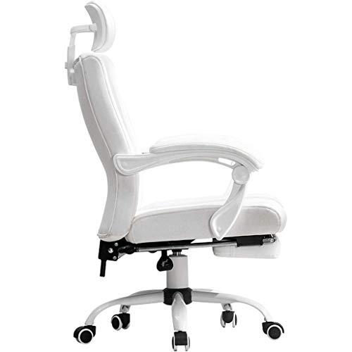chaise de bureau avec repose pieds gs