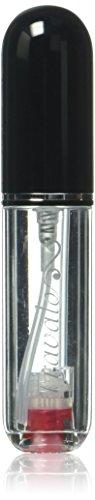 Travalo Pure Refillable Fragrance Atomizer, Black