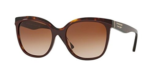 BURBERRY Sonnenbrillen LONDON ENGLAND BE 4270 BURGUNDY HAVANA/BROWN SHADED Damenbrillen