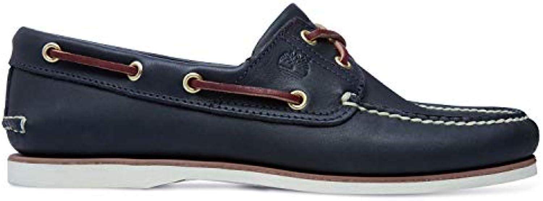 Timberland Timberland Timberland 2-Eye Boat scarpe (Wide Fit), Scarpe da Barca Uomo | Di Progettazione Professionale  d3c815
