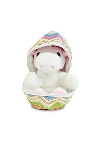 Mini Einhorn im Ei Kuscheltier - Mini-Einhorn im Ei Stofftier Plüschtier