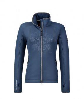 CAVALLO Damen Funktions Shirt Jacke HILA, teal, 40
