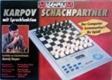 Karpov Schachpartner mit Sprachfunktion