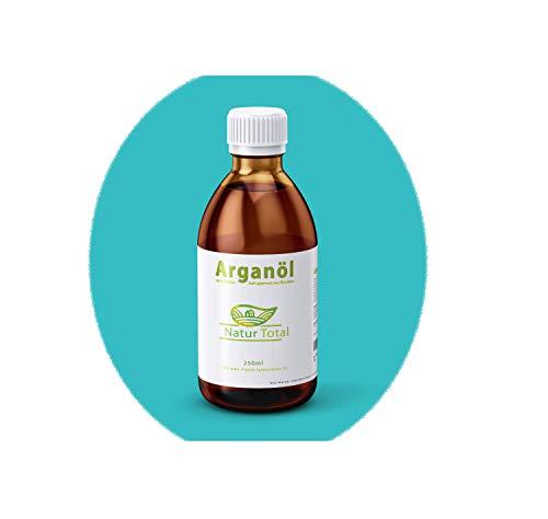 Moroccan Provenience Oil Argan ÖL Arganöl 250ml: kaltgepresst - Moroccan Arganöl beliebt bei Haarausfall - Oil Pure Moroccan 100% rein und in Deutschland zertifiziert - Öl Feuchtigkeitsspendende Shampoo
