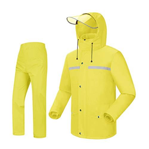 LYP-Rainwear Ensemble imperméable Unisexe Combinaison...