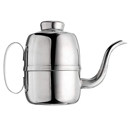 FLAMEER Essig Öl Spender, küche Ölbehälter - 14 Unzen