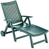 Kettler 01638–440Roma Chaise longue, vert