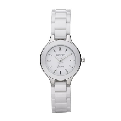 Für Uhren Vuitton Louis Frauen (DKNY Damen-Armbanduhr XS Analog Quarz Keramik NY4886)
