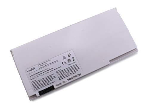 vhbw Batterie LI-ION 4400mAh 14.8V, Couleur : Blanc, pour MSI X360 X 360
