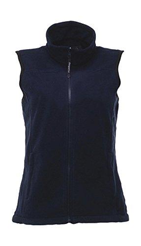 Regatta Damen Haber II 250 Serie Fleece-Weste, ärmellos (44 DE) (Dunkelblau)