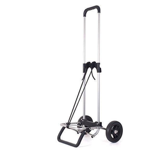 Original Andersen Kofferroller | Sackkarre mit Spanngurt für Koffer, Getränkekisten & Kartons | Transportwagen klappbar | Gr XL (Leichtes Gepäck-karre)