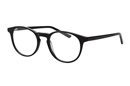SHINU Damen Computer Brille Anti Blue Light Hyperopia Glasses-SH045(C1,550) -