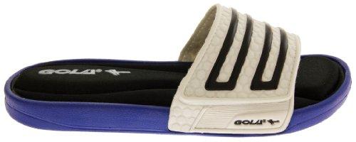 Gola AMA206 Décontracté Mule Sandales Hommes Blanc