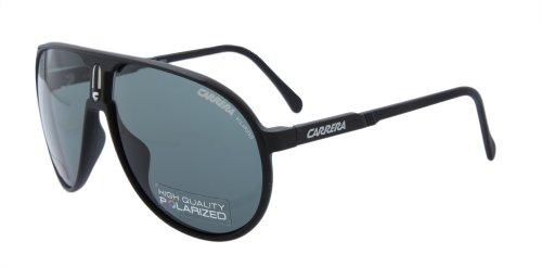 Carrera Herren Sonnenbrille Polarisiert Schwarz CHAMPION L-DL5-Y2 CHAMPION L