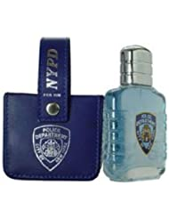 NYPD New York City Police Dept. For Him POUR HOMME par Parfum & Beaute - 100 ml Eau de Toilette Vaporisateur