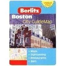 Boston Berlitz Z Map (Berlitz City Guidemaps)