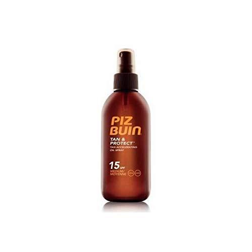 Piz Buin Tan&Protect Oil Spray SPF15 150