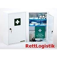Verbandschrank - MEDISAN B mit Füllung DIN 13169, Erste-Hilfe preisvergleich bei billige-tabletten.eu