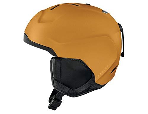 Oakley Snowboard Helm 2018 Mod3 Gold Braun (Large, Braun)