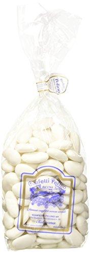 Confetti pelino sulmona dal 1783 confetti bianchi mandorla di avola - confezione da 500 gr