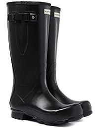 Mens Norris Field Boot Adjustable - Black