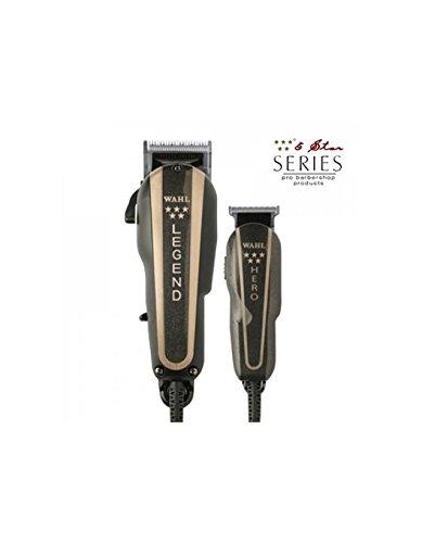 Wahl Barber Combo Professionelle Netz-Haarschneidemaschine & -Trimmer