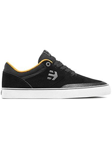 Etnies - Marana Vulc, Scarpe da skateboard Uomo Black/Yellow/Grey
