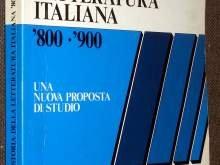 Storia della letteratura italiana '800-'900. Una nuova proposta di studio. Per le Scuole