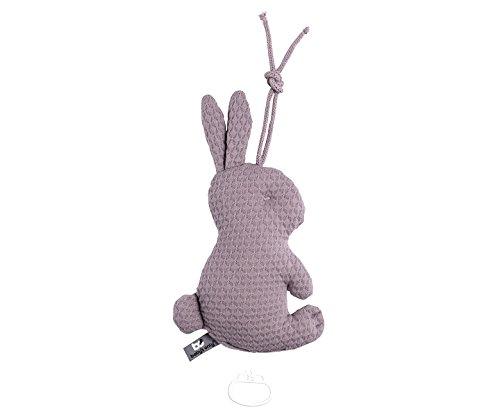 Baby's Only Spieluhr 30cm Kaninchen Cloud lavendel - Kaninchen Lavendel