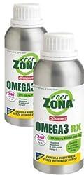 EnerZona Omega 3 RX è un concentrato di acidi grassi Omega 3 (EPA+DHA) derivati da olio di pesce, ottenuti per distillazione molecolare. EnerZona Omega 3 RX è indicato in caso di ridotto apporto con l'alimentazione, di tali acidi grassi. EnerZona Ome...