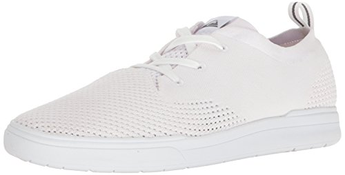 Quiksilver , Herren Skateboardschuhe White/White/White