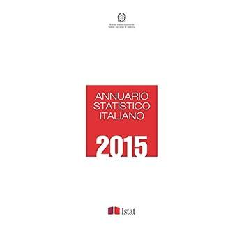 Annuario Statistico Italiano 2015