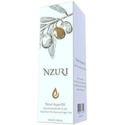 Tratamiento renovador de aceite de argán marroquí que penetra en la piel, producto esencial para todos tipos de cabellos100ml.