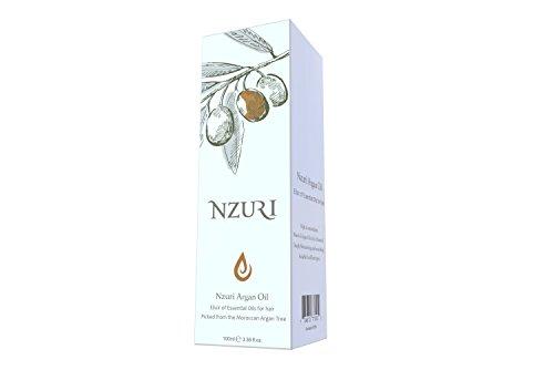 Aceite de Argán marroquí tratamiento renovación penetrante producto esencial para todos tipos de cabellos 3.38fl. oz (100ml)