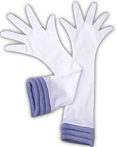 Sailor Saturn Kostüm Cosplay - Chong Seng CHIUS Cosplay Costume White Gloves For Sailor Saturn Tomoe Hotaru Version 4