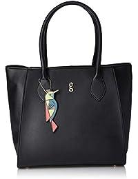 global desi Women's Tote Bag (Black)