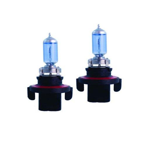 H1355W - Xenon look lampe halogène ampoule ampoule de rechange set H13 12V 60/55W