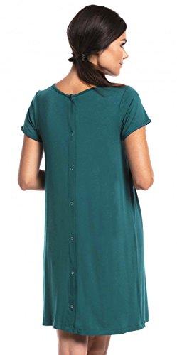 Zeta Ville -Women's Maternity Nursing 3in1 Gown Labor childbirth - 434c