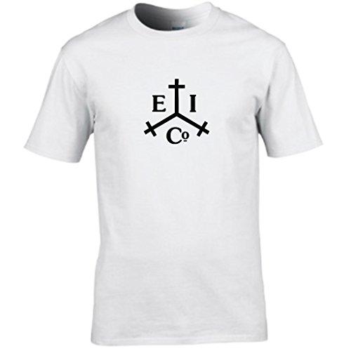 S Tees Herren T-Shirt Weiß