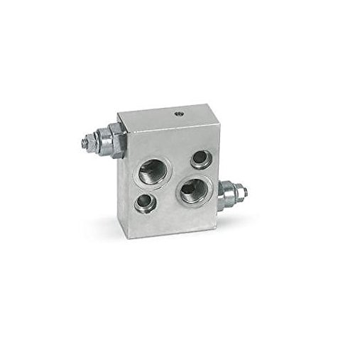Preisvergleich Produktbild Hydraulische Dual Cross Line Überdruckventil, Vau 1/5,1cm OMP/OMR SF/Bremse unclapping