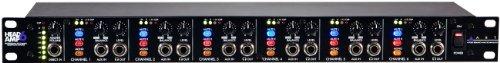 ART HEADAMP6 Amplificatore per Cuffie Stereo da Sei Canali