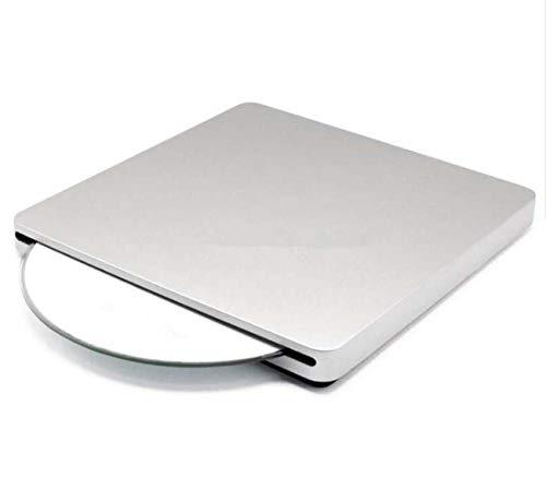 CE-LXYYD Externes CD-DVD-Laufwerk, USB-Ultra-Slim-Brenner für tragbare CD-DVD-RW/DVD-CD-ROM/Brenner/Superdrive mit Hochgeschwindigkeitsdatenübertragung für Mac MacBook Pro Dvd-ram Macbook Pro