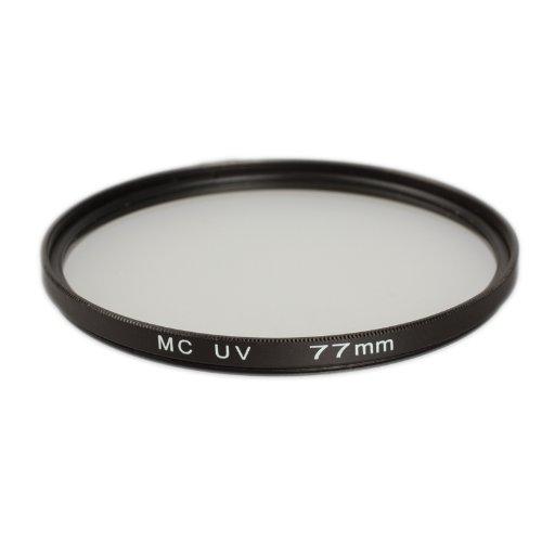 Ares fotográfico MC filtro UV múltiple 77mm para Canon EF-S 10–22mm f/3.5–4.5USM